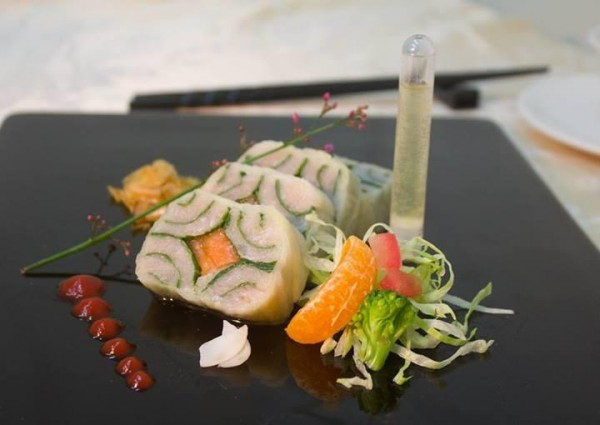鮮芒鯛魚捲 (武展丞)