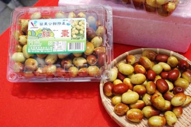 尋「棗」台灣貨,公館農會推產地標章