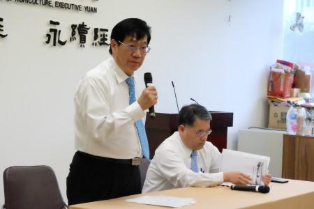 中國退運台灣蝦苗飼料 漁業署輕忽為「網路謠言」 明日才查廠 農委會允檢討飼料標準