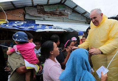 教宗通諭《願祢受讚頌》─ 給孩子一個甚麼樣的世界?