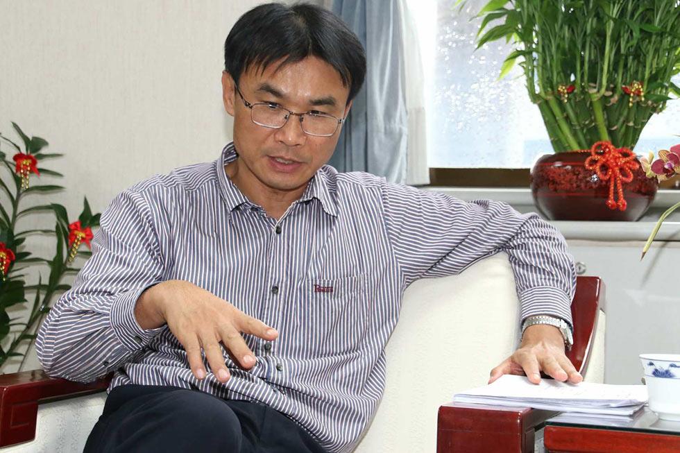 農委會副主委陳吉仲攝影者孔德廉