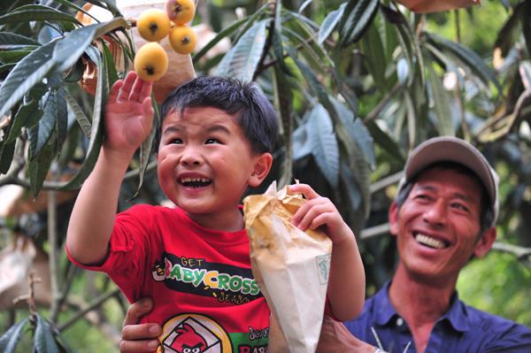 【公民寫手】食農小旅行:東勢,很多水果!親子食育體驗營