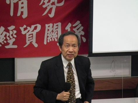 台灣智庫、台大經濟系名譽教授陳博志