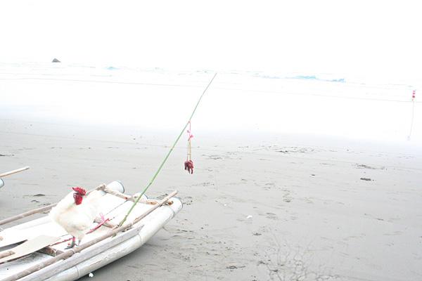 【公民寫手】海祭,願風平浪靜