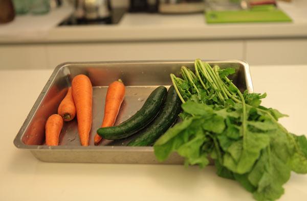 【公民寫手】面對食品工業(下)跟小農買菜回家煮飯!