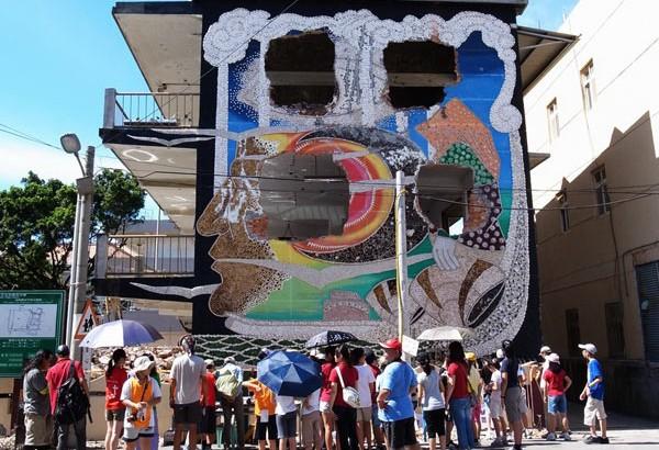 【公民寫手】2012台西壁畫風雲