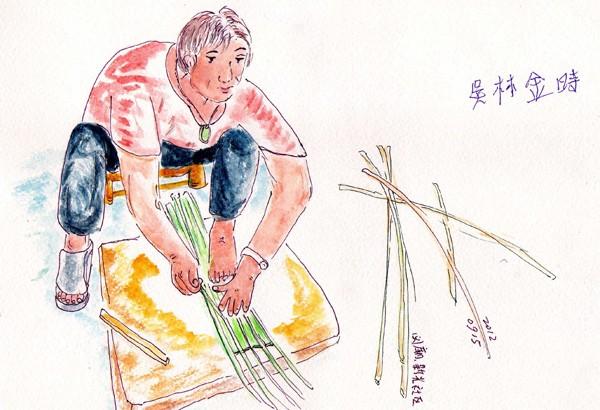 【公民寫手】竹編之道 在明明德 在止於自然之善