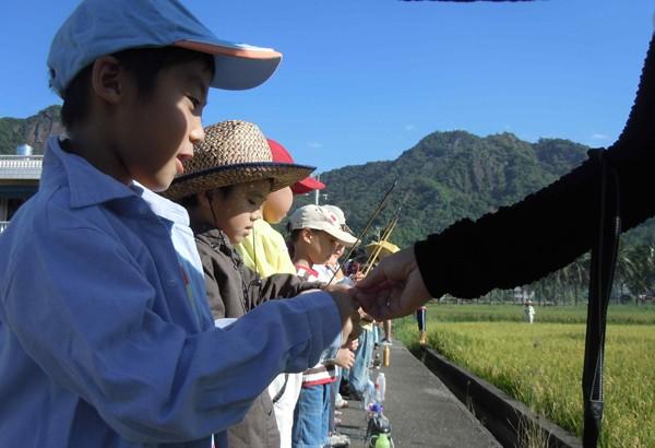 美濃自然公園與農村發展工作坊