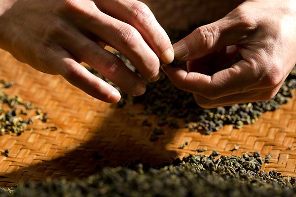 【公民寫手】尋找台灣的純台之道,手做的純台烏龍茶