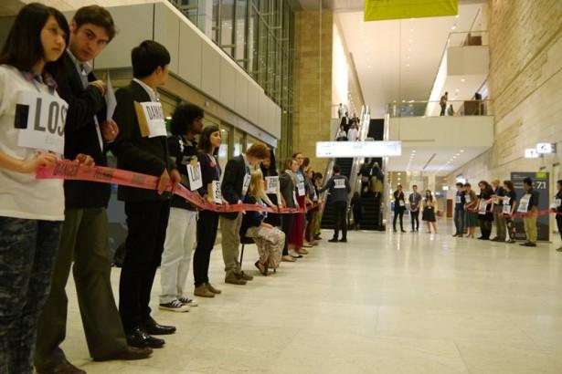【公民寫手】【COP18】最後的紅線 青年力挺發展中國家