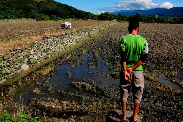 【公民寫手】從農之路 – 默默米粗耕、育苗與側寫 (2013年第一期)