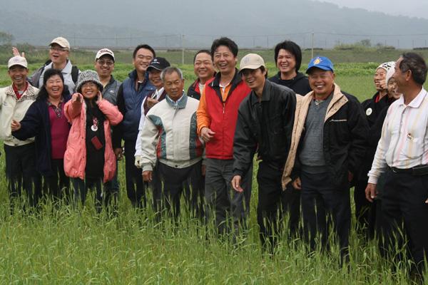 2013好農壯遊(3)小麥面對挑戰,讓我們看見彼此的面孔