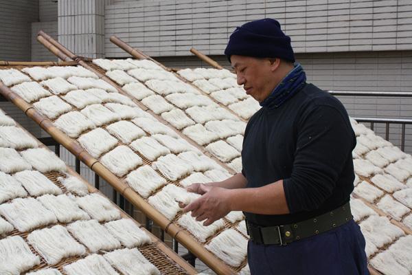 山川純米粉:使用100%純在來米,不怕大家上門看!