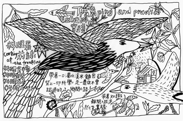 【公民寫手】料理最前線:一口濁水米麵包