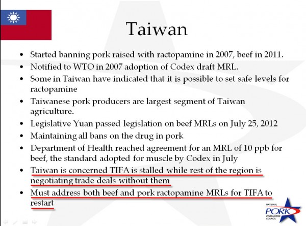 摘自Trade Policy for a Dynamic U.S. Pork Industry, Laurie Hueneke.