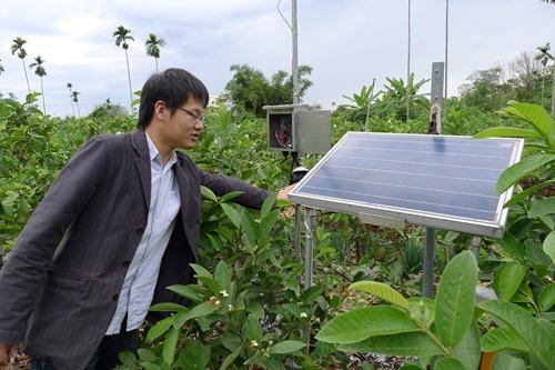 研究團隊成員林子翔認為,高科技農業可以提升台灣農產競爭力,不過仍有賴政府互相協助