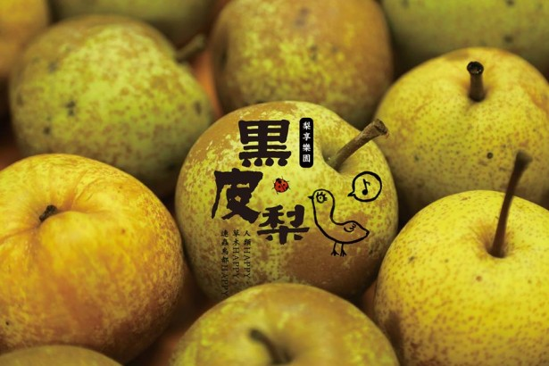 【公民寫手】【梨享樂園‧黑皮梨】happy的天然好果子!