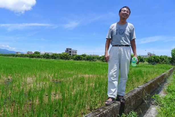蘭陽平原上的倆佰甲,夢想與新農育成場