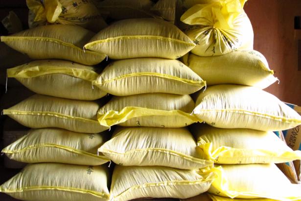 新農堅持完美稻米溼度 穀東一次領18公斤白米