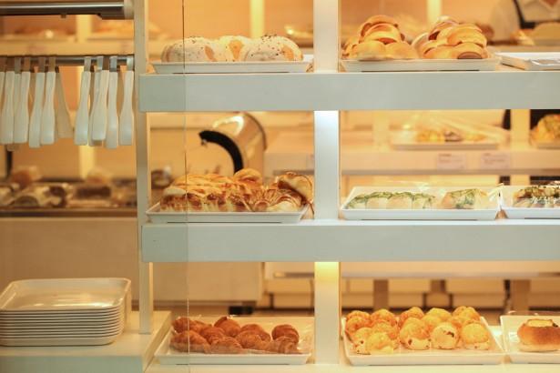 色香味俱全 恐不是健康好麵包