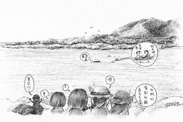 【公民寫手】鯨奇三貂灣