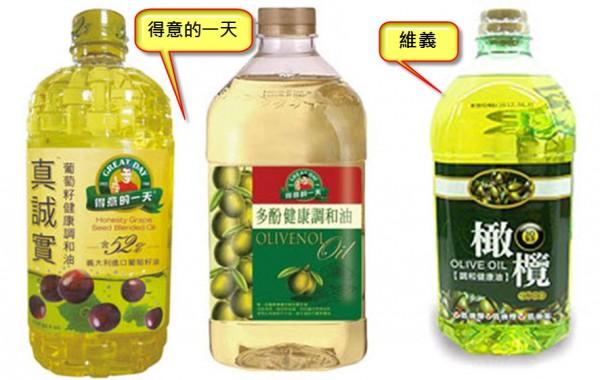 衛福部:大統和富味鄉棉籽油    未檢出棉酚