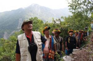 阿禮部落豐富完整的生態與文化,是發展生態旅遊的瑰寶。