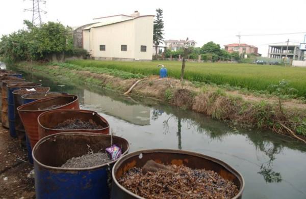 彰化電鍍廠汙染農地,作物重金屬含量均正常