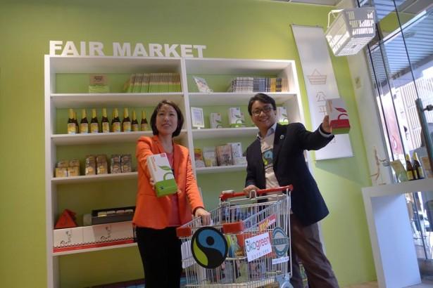 全台首家公平貿易超市開幕,九成商品來自國外公平貿易認證