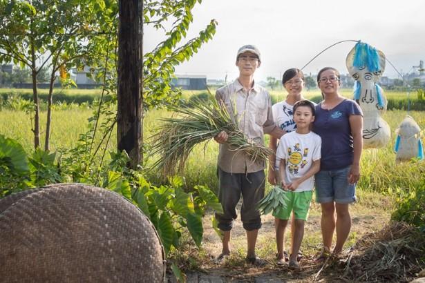 穀東十年,賴青松掀起農業新浪潮