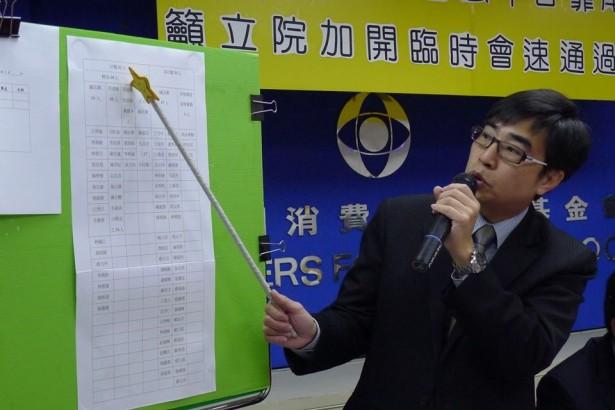 業者反彈、立委不簽字 新版《食管法》修法卡關