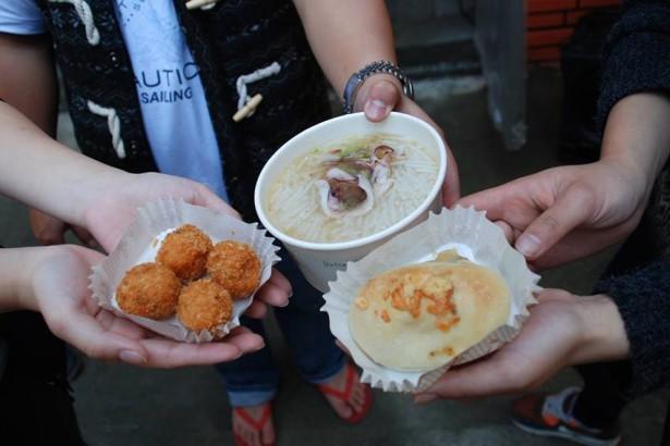 海大學生走進漁村 以「鎖管料理」來創業