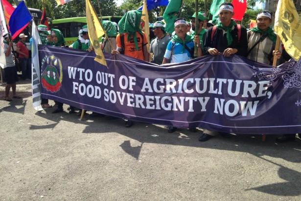 【公民寫手】「聲援反服貿」:反自由貿易的國際見證(2)