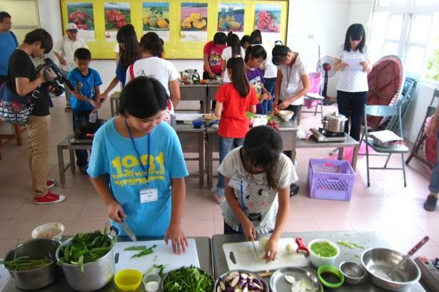 回報大地的眷顧,傳承傳統飲食文化─農會可以這麼做