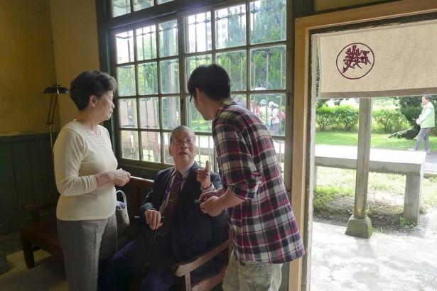 蓬萊米88歲生日快樂 磯小屋展覽稻作故事