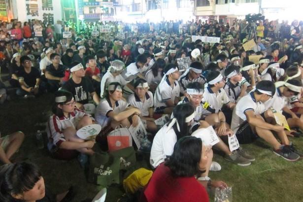 龍燈新化設廠案 三千居民站出來反對