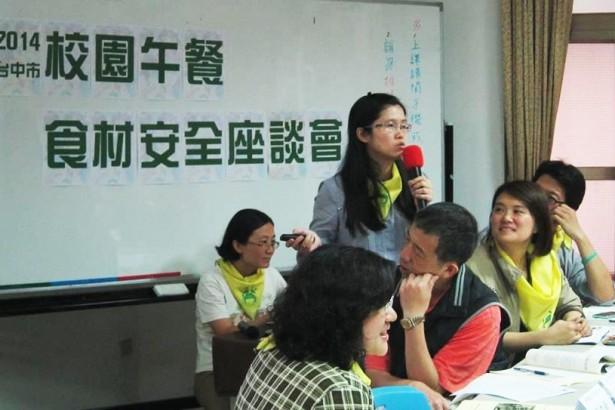 台中市校園午餐凍漲 午餐秘書:對食安無益