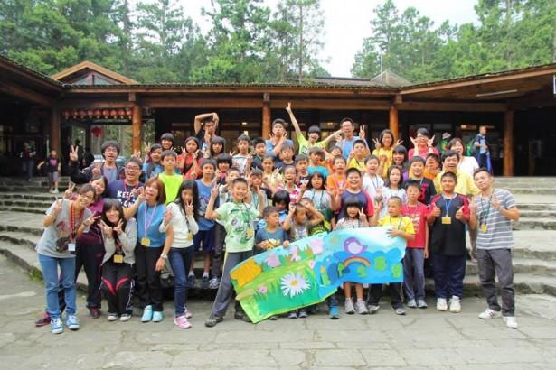 張老師2014兒童生態營