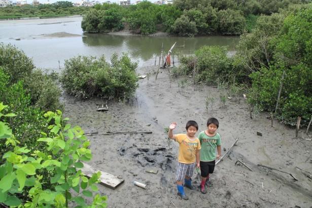 打造一所與河海共生的流域學校—  台南社大台江分校學習紀事