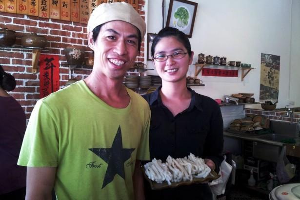 【公民寫手】在地米做手工粄條  美濃軒味屋堅持夢想