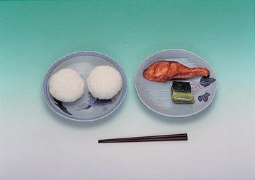 1889年日本最初的營養午餐照片提供:獨立行政法人日本運動振興中心(独立行政法人日本スポーツ振興センター)