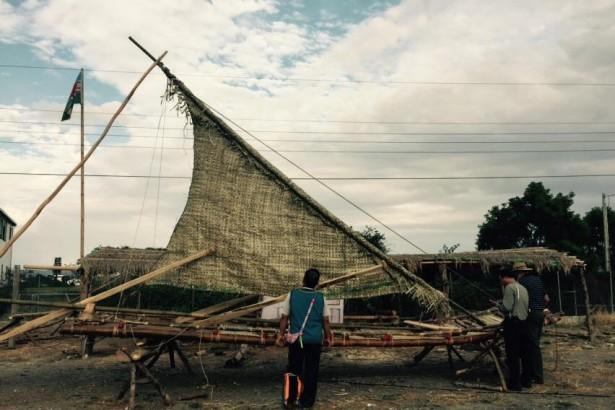 消失百年 馬蘭竹帆船再現 出海航行宣示原住民自治決心
