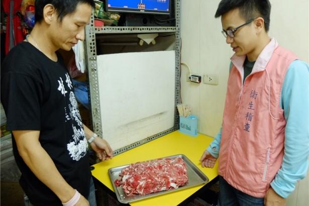 新北市公布摻偽羊肉下游產品 共六家下游業者