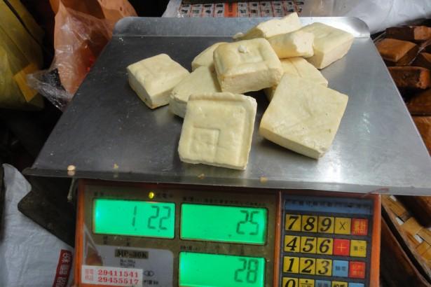 台北市再驗出二甲基黃豆干與豆皮 兩件均來自桃園市
