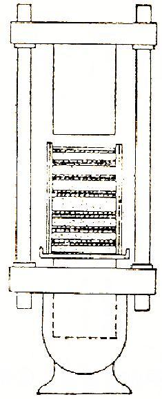 箱式壓榨機