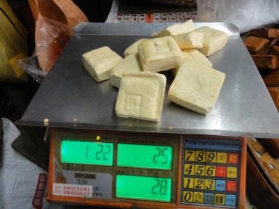散裝豆類製品驗出防腐劑不合格率偏高。