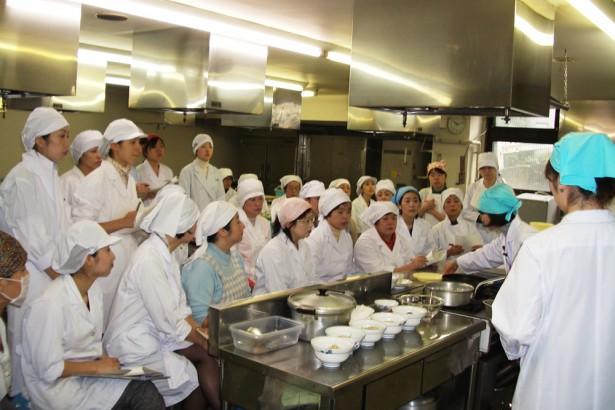 【日本通信】營養午餐系列(4)媲美太空人等級的衛生管理