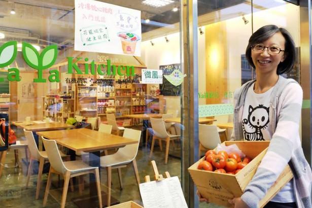 高雄微風市集結盟綠色餐廳 食安風暴會員翻倍