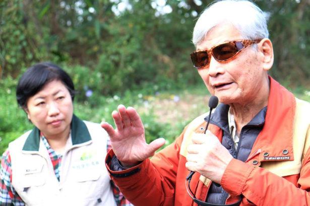 (懷念楊南郡教授)走古道認識台灣史 楊南郡與徐如林寫書領路