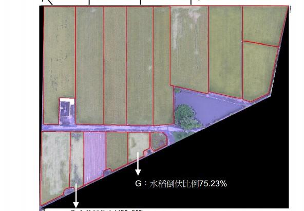 嘉義縣府引進農業空拍 災損判斷僅需九天